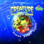 Spongebob Squarepants Creature From The Krusty Krab PS2 ISO