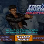 Time Crisis Project Titan PS1 ISO