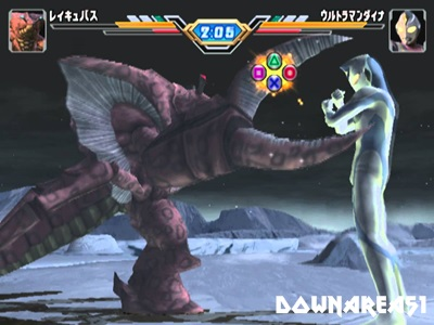 ultraman fighting evolution ps2 iso