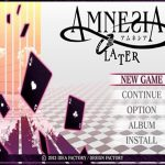 Amnesia Later PSP ISO