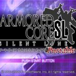 Armored Core Silent Line Portable PSP ISO