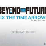 Beyond The Future Fix The Time Arrows PSP ISO