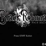 Black Robinia PSP ISO