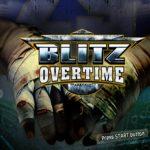 Blitz Overtime PSP ISO