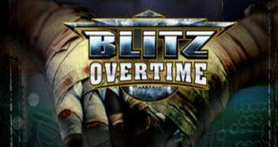 blitz overtime psp screenshot menu