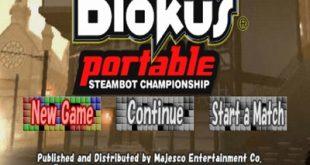 blokus portable psp main menu