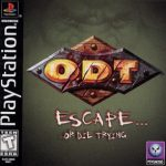 O.D.T Escape or Die Trying PS1 ISO