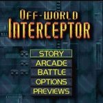 Off World Interceptor PS1 ISO