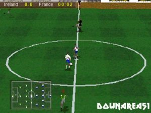 Olympic Soccer PS1 ISO - Download Game PS1 PSP Roms Isos