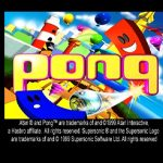 Pong The Next Level PS1 ISO