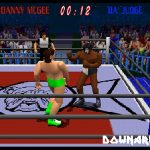 Power Move Pro Wrestling PS1 ISO