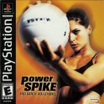 Power Spike Pro Beach Volleyball PS1 ISO