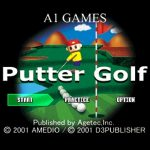 Putter Golf PS1 ISO