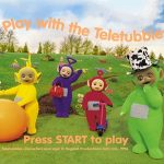 Play With Teletubbies PS1 ISO