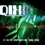 Qix Neo PS1 ISO