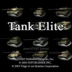 Tank Elite PS2 ISO