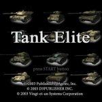 Tank Elite PS2 ISO