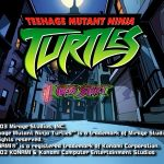 Teenage Mutant Ninja Turtles PS2 ISO