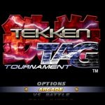 Tekken Tag Tournament PS2 ISO