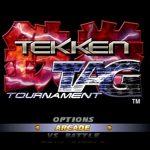 Tekken Tag Tournament PS2 ISO