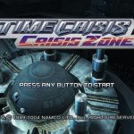 Time Crisis Crisis Zone PS2 ISO