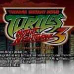 Teenage Mutant Ninja Turtles 3 Mutant Nightmare PS2 ISO
