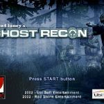 Tom Clancy's Ghost Recon PS2 ISO