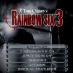 Tom Clancy's Rainbow Six 3 PS2 ISO