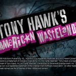 Tony Hawk's American Wasteland PS2 ISO