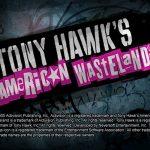 Tony Hawk's American Wasteland PS2 ISO