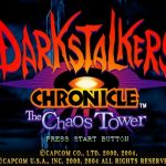 Darkstalkers Chronicle The Chaos Tower PSP ISO