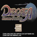 Disgaea Afternoon of Darkness PSP ISO