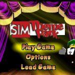 Sim Theme Park PS1 ISO