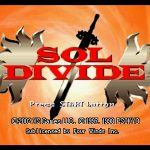 Sol Divide PS1 ISO
