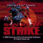 Soviet Strike PS1 ISO