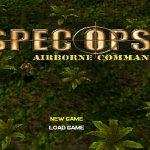 Spec Ops Airborne Commando PS1 ISO