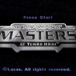 Star Wars Master of Teras Kasi PS1 ISO