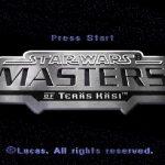Star Wars Master of Teras Kasi PS1 ISO