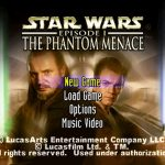 Star Wars Episode I The Phantom Menace PS1 ISO