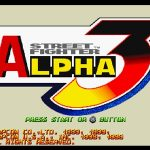 Street Fighter Alpha 3 PS1 ISO