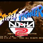 Street Fighter Alpha 2 PS1 ISO