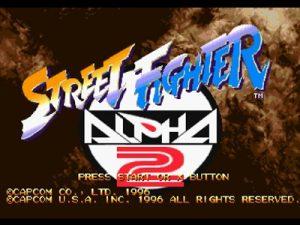 Street fighter 2 iso