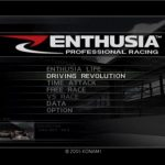 Enthusia Professional Racing PS2 ISO