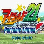Eyeshield 21 Portable Edition PSP ISO