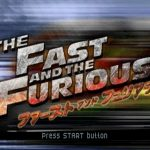 The Fast and The Furious PS2 ISO