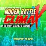Naruto Shippuden Mugen Battle Climax Mugen PC