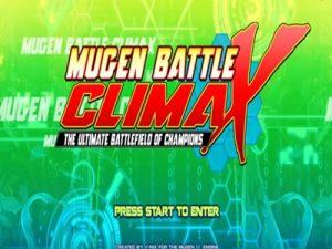 Naruto Shippuden Mugen Battle Climax Mugen PC - Download Roms Isos