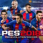 Pro Evolution Soccer 2018 PS2 ISO