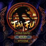 T'ai Fu Wrath of The Tiger  PS1 ISO