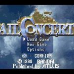 Tail Concerto PS1 ISO